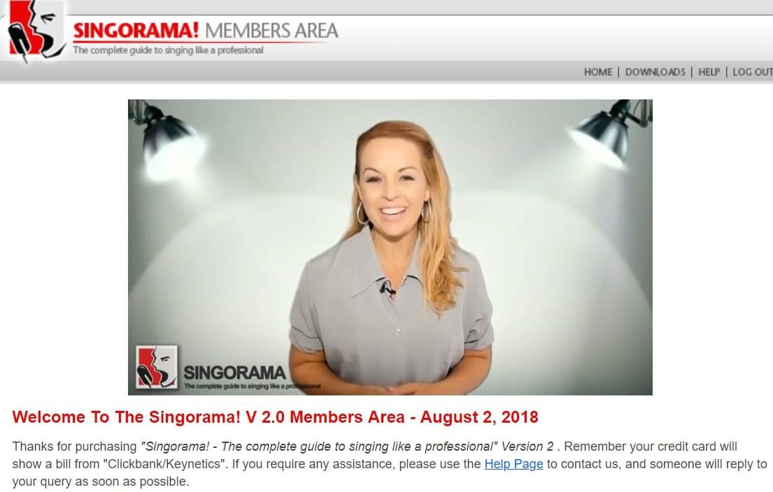 Singorama review