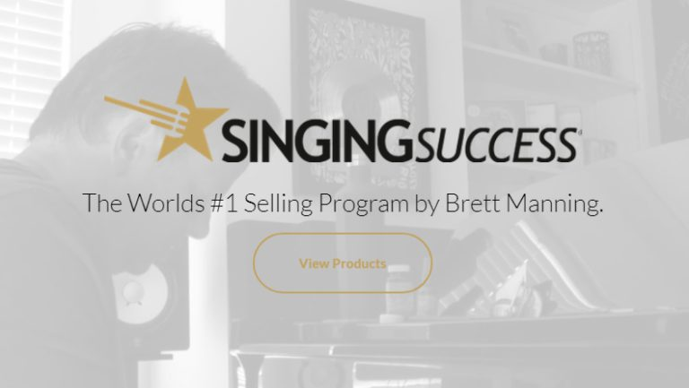 Singing Success Review – A Surprising Disappointment from Brett Manning!