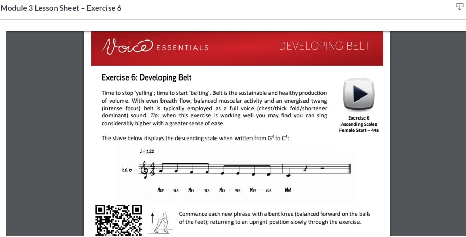 Voice Essentials Review – Dr  Dan's Incredible Singing