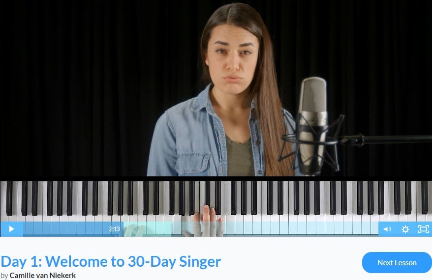 30 Day Singer Review