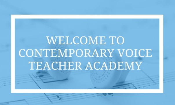 Contemporary Voice Teacher Academy Review – John Henny Training!