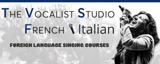 Robert Lunte Presents Foreign Language Singing Courses!