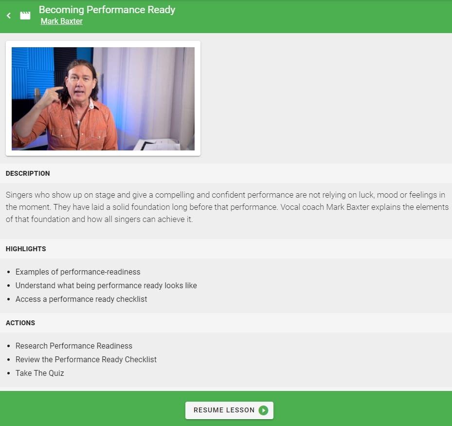 Singdaptive review