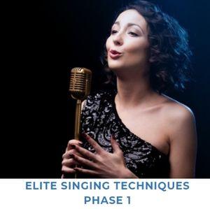 Elite Singing Technique