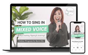 How to Sing in Mixed Voice