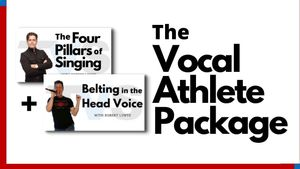The Vocal Athlete Package