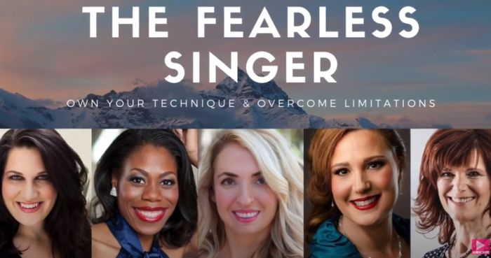 The Fearless Singer
