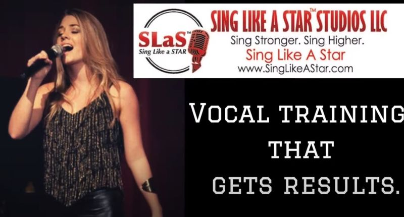 You can sing like a star